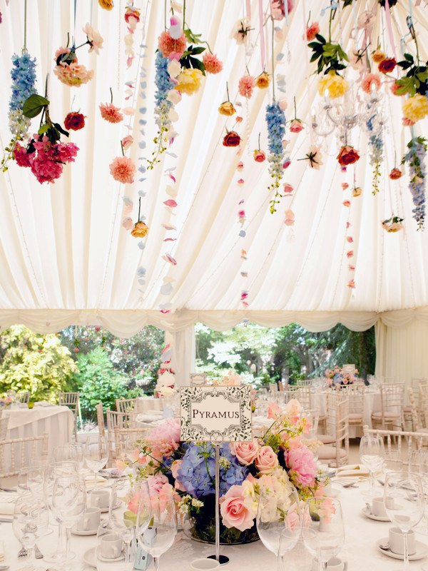 How To Style A Marquee • Our Blog